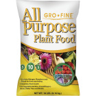 Gro-Fine 18 Lb. 5-10-5 All Purpose Dry Plant Food Image 1