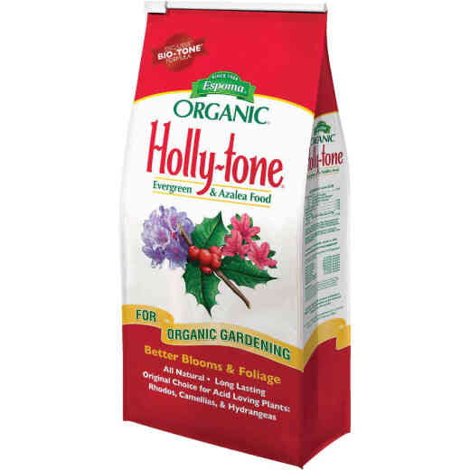 Espoma Organic 18 Lb. 4-3-4 Holly-tone Dry Plant Food