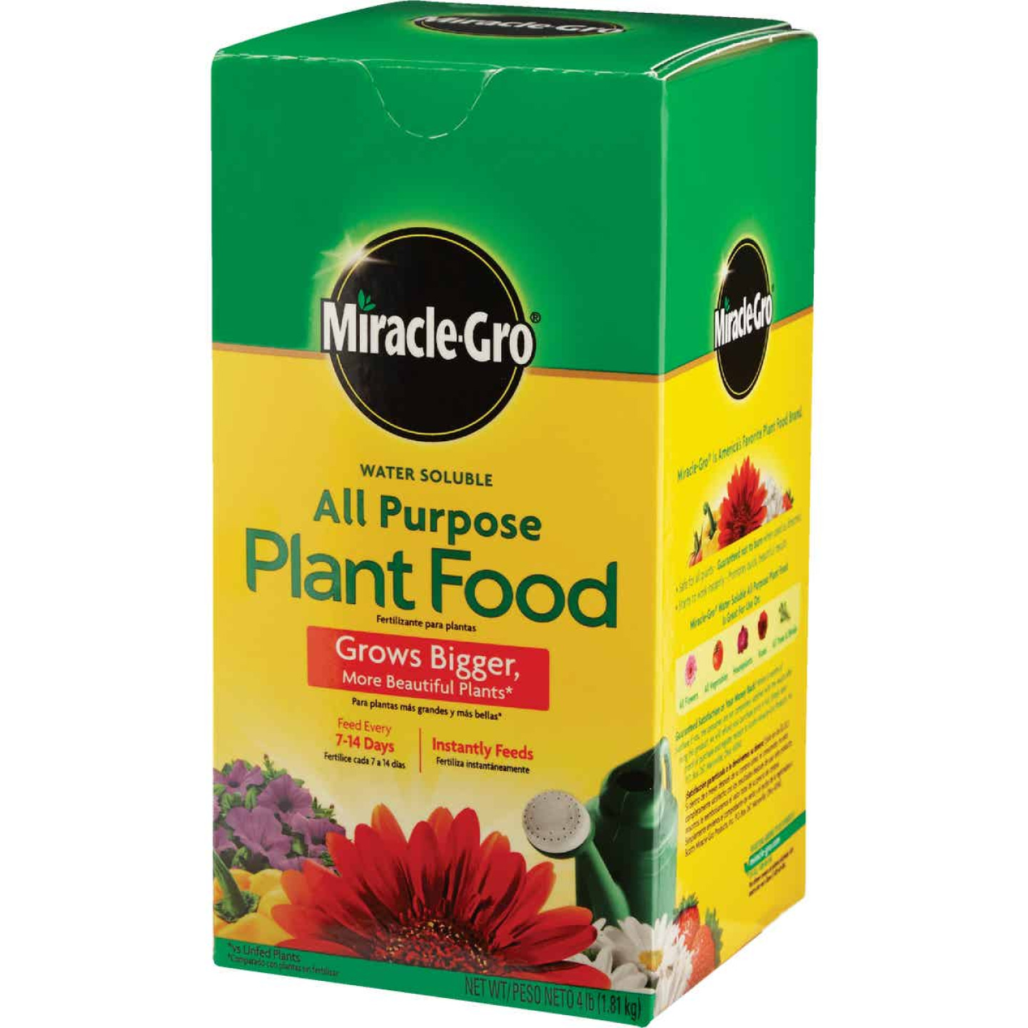Miracle-Gro 4 Lb. 24-8-16 All Purpose Dry Plant Food Image 3