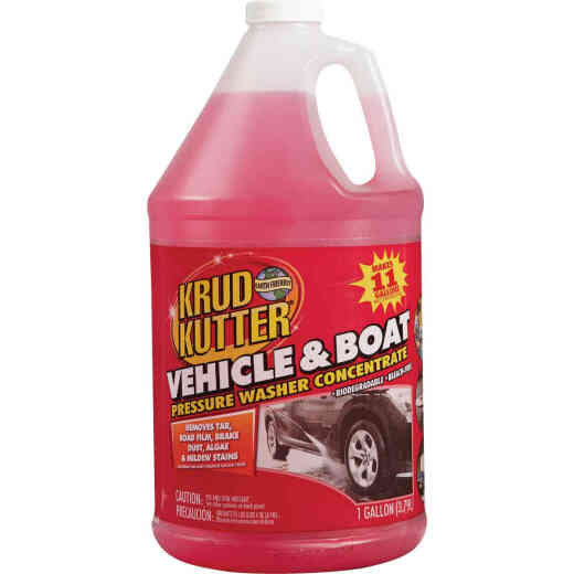 Krud Kutter 1 Gal. Vehicle & Boat Pressure Washer Concentrate Cleaner