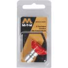 Mi-T-M 4.0mm 0 Degree Red Pressure Washer Spray Tip Image 2