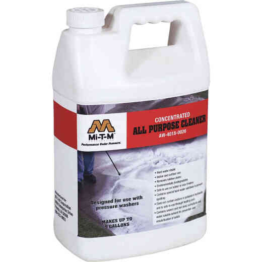 Mi-T-M 1 Gal. All-Purpose Cleaner Concentrated for Use with Pressure Washer