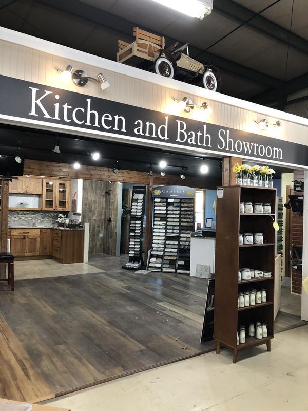 image of kitchen and bath showroom